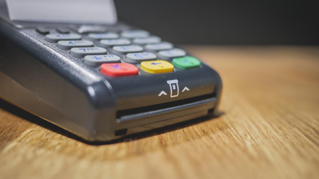 terminal, payment, slot